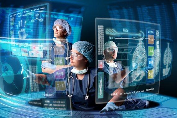Особенности развития информационных технологий в области медицины